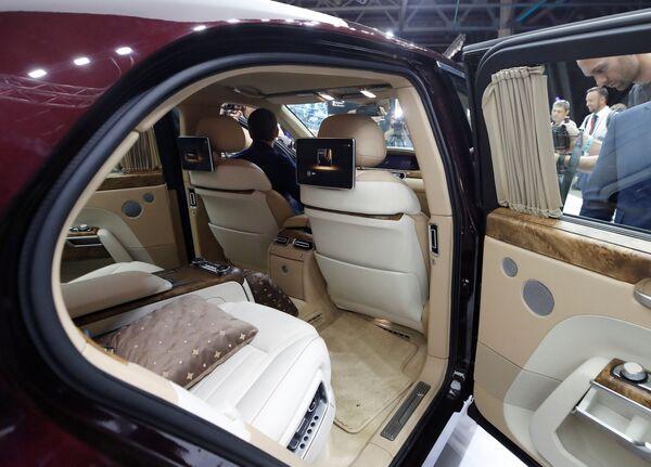 Il Salone Internazionale dell'Automobile di Mosca - Sputnik Italia