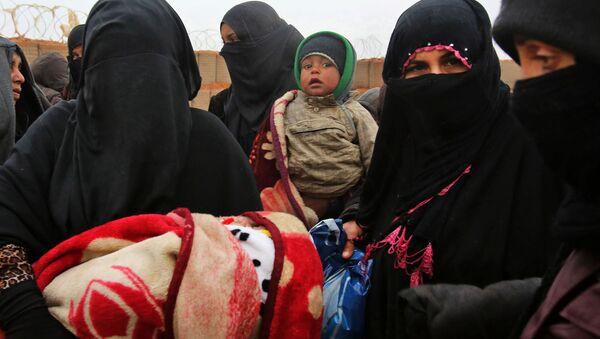 Il campo profughi di Rukban - Sputnik Italia