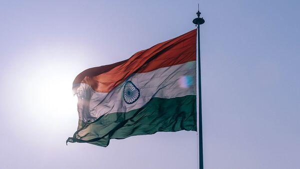La bandera de la India - Sputnik Italia