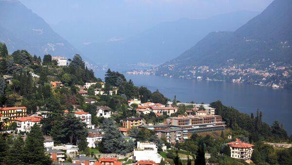Il panorama sul lago di Como. - Sputnik Italia