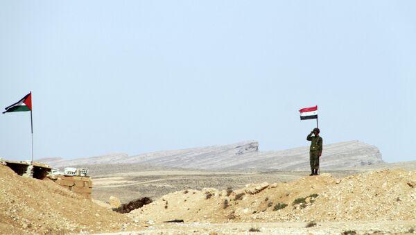 Checkpoint al confine siriano-libanese - Sputnik Italia