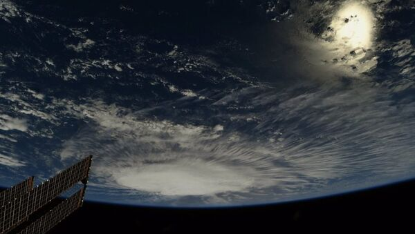 L'Uragano Florence Sett. 2018 - Sputnik Italia