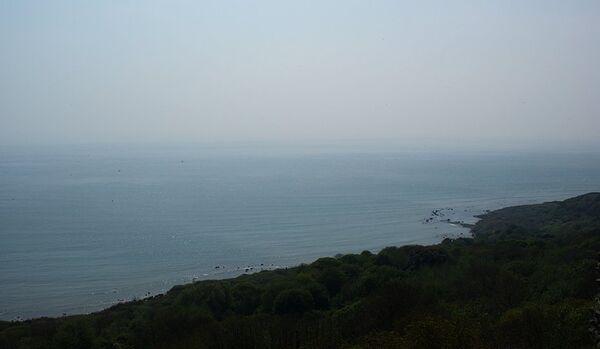Une Britannique se tue en traversant la Manche à la nage - Sputnik Italia