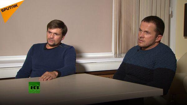 Margarita Simonyan intervista i due sospettati russi in Regno Unito - Sputnik Italia