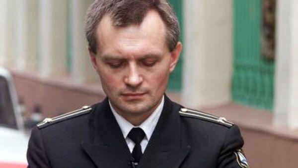 Начальник группы информационного обеспечения Военно-морского флота Игорь Дыгало - Sputnik Italia