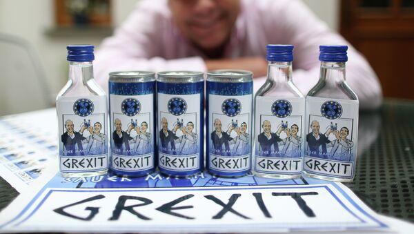 Vodka lemon Grexit - Sputnik Italia