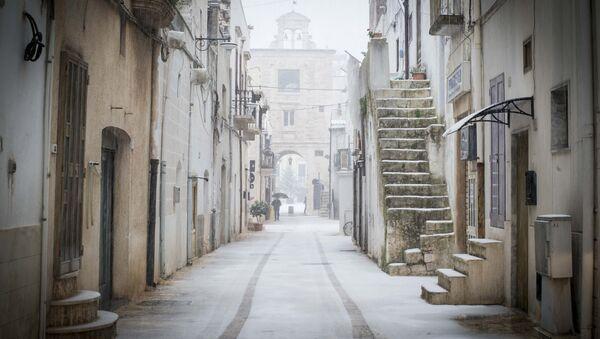 Bari, Italia - Sputnik Italia