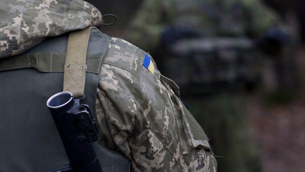 Солдаты ВСУ - Sputnik Italia