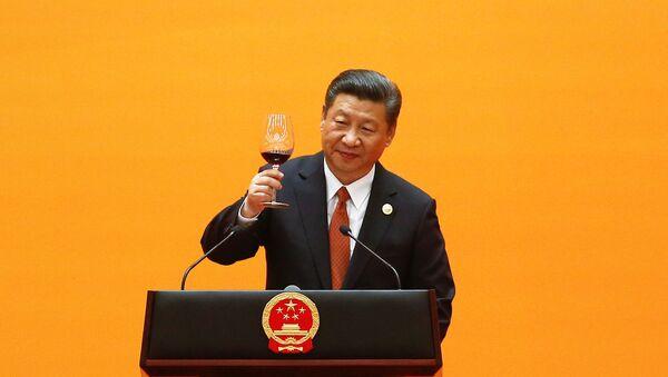 Il presidente cinese  Xi Jinping (foto d'archivio) - Sputnik Italia