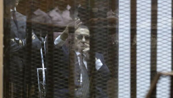 Hosni Mubarak - Sputnik Italia