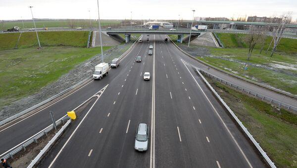 Un autostrada - Sputnik Italia