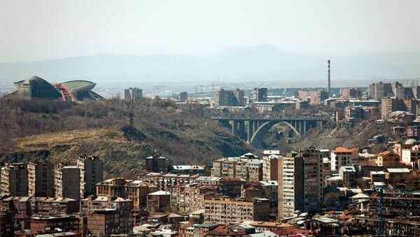 Yerevan - Sputnik Italia