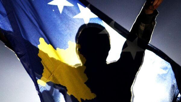 La bandiera di Kosovo - Sputnik Italia