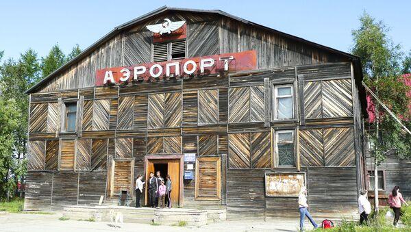 Aeroporto di Turukansk - regione di Krasnoyarsk - Sputnik Italia