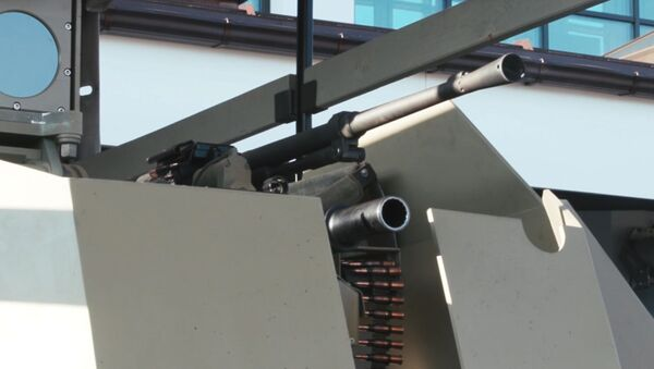 Il consorzio Kalashnikov ha mostrato al pubblico di un sistema da combattimento con intelligenza artificiale - Sputnik Italia