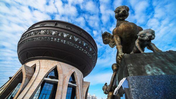 Centro della famiglia a Kazan - Tatarstan - Sputnik Italia