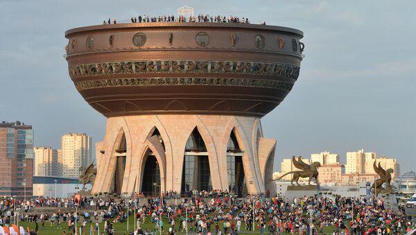 Giorno della città a Kazan - Tatarstan - Sputnik Italia