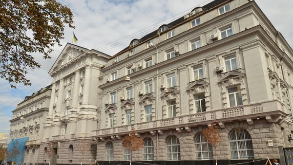 Ukraine's Security Service (SBU) headquarters in Kiev - Sputnik Italia