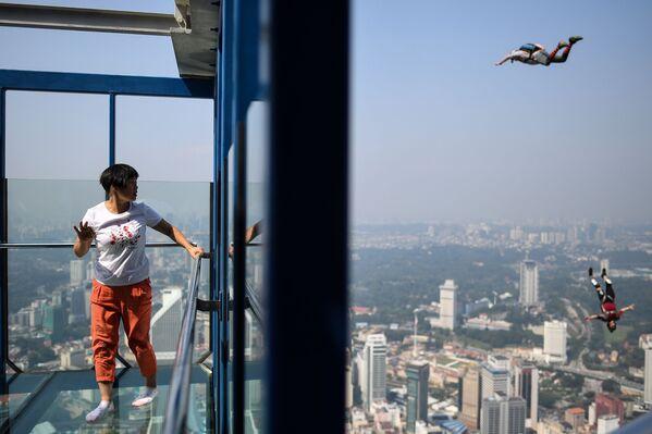 All'interno della Kuala Lumpur Tower, Malaysia. - Sputnik Italia