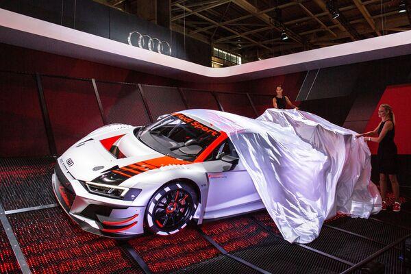 La presentazione della nuova Audi Sport, Parigi. - Sputnik Italia