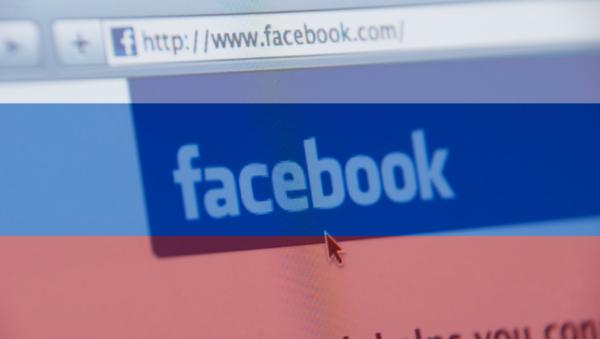 Colora Facebook di russo - Sputnik Italia
