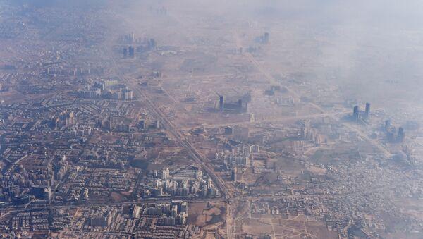 Smog a New Delhi - Sputnik Italia
