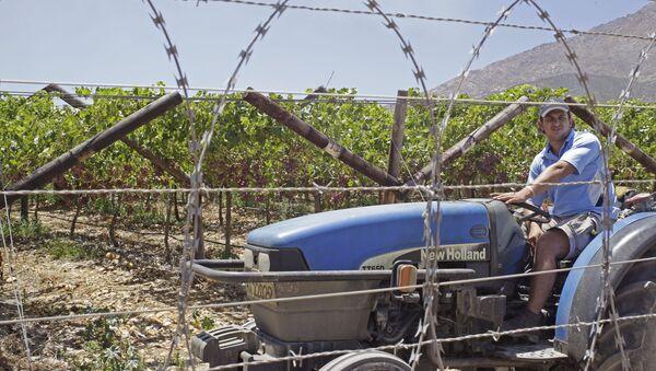 Contadino in Sudafrica - Sputnik Italia