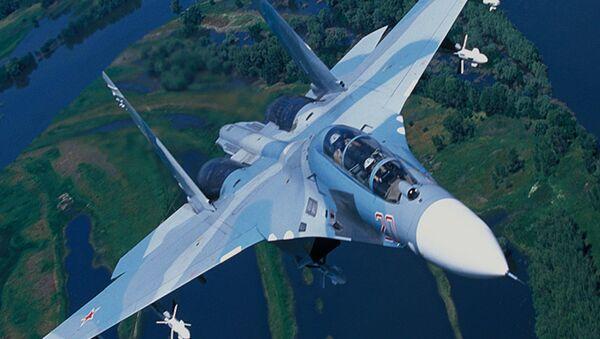 Russia's Su-27, designed as a counterweight to the F-15. - Sputnik Italia