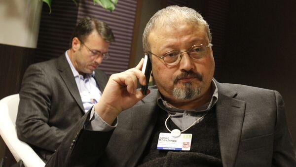 Jamal Khashoggi - Sputnik Italia