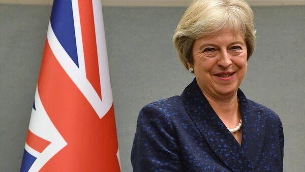 Prime Minister of the United Kingdom Theresa May - Sputnik Italia