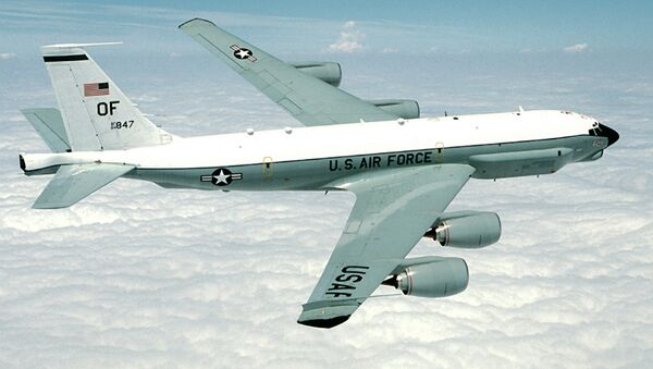 Un RC-135U Combat Sent - Sputnik Italia