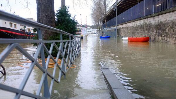 Alluvione - Sputnik Italia