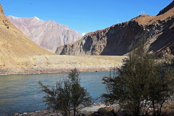 La natura del Tagikistan - Sputnik Italia