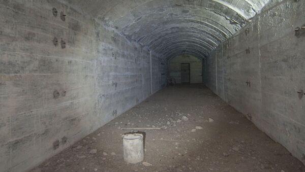 Bunker di Atene - Sputnik Italia