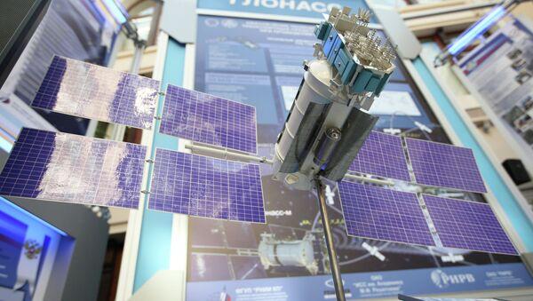 GLONASS - Sputnik Italia