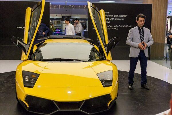 La copia iraniana della Lamborghini - Sputnik Italia