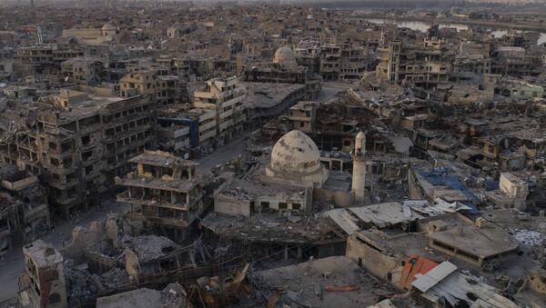 La vista di Mosul - Sputnik Italia