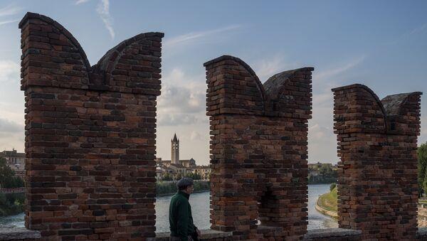 Le mura di Verona - Sputnik Italia