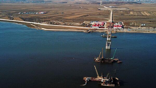 Un ponte tra la Russia e la Cina - Sputnik Italia