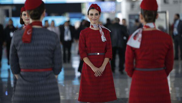 Il nuovo aeroporto di Istanbul - Sputnik Italia