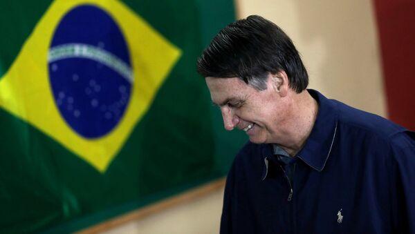 Jair Bolsonaro - Sputnik Italia