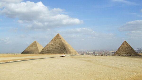 Egyptian Pyramids - Sputnik Italia