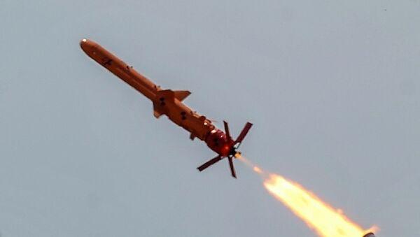 Ukraine's new Neptun cruise missile. - Sputnik Italia