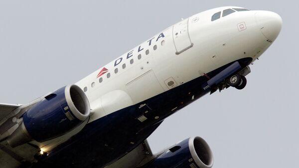 Un aereo della Delta airlines - Sputnik Italia