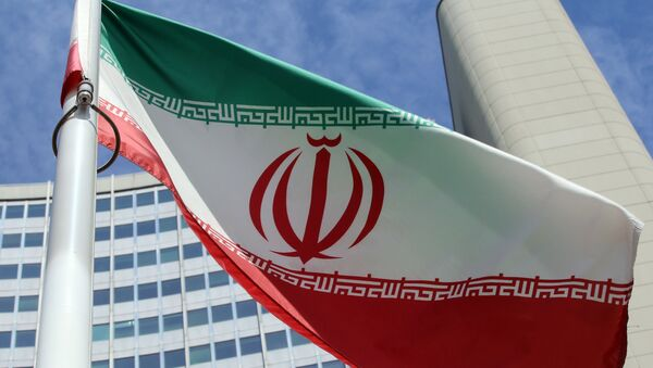 Iranian flag - Sputnik Italia