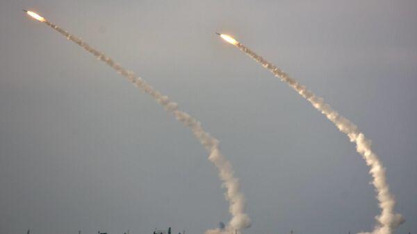 Le esercitazioni missilistiche ucraine - Sputnik Italia