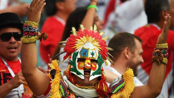 I tifosi peruviani - Sputnik Italia