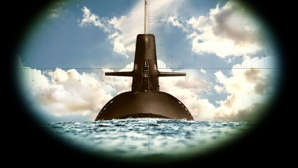 Il sottomarino - Sputnik Italia