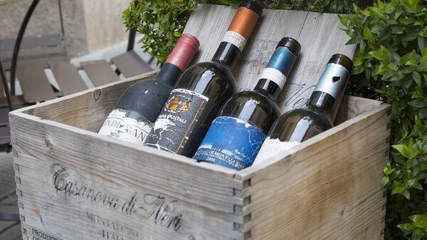 Vini toscani - Sputnik Italia