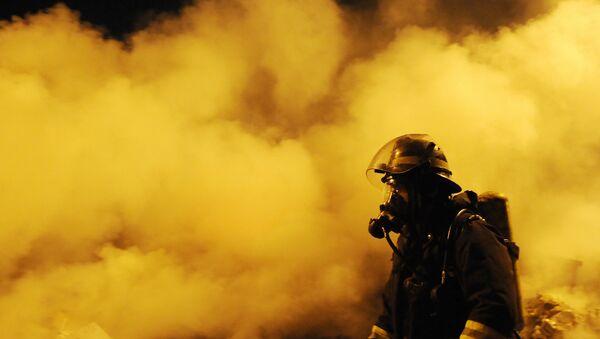 Vigili del fuoco in Italia - Sputnik Italia